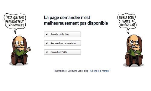 Page 404 LeMonde