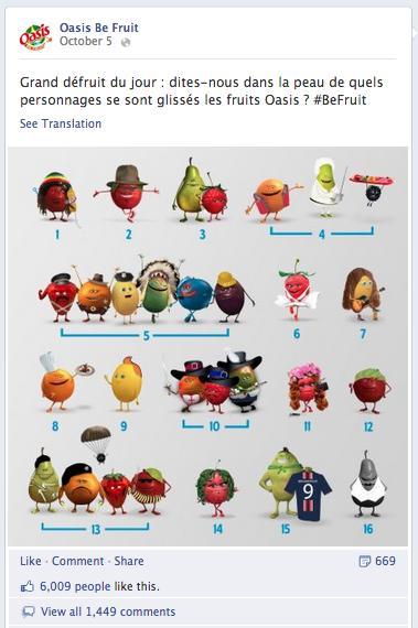 Limitez la taille de vos posts pour augmenter l'engagement facebook