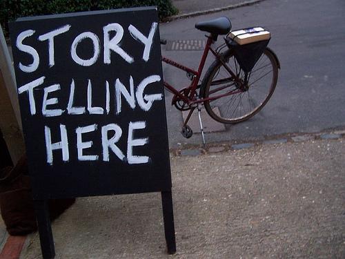 storytelling ancrer une histoire dans un contexte