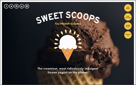sweet scoops 2