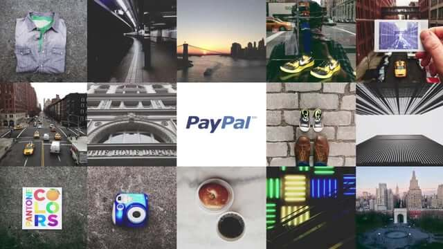 campagne instagram paypal