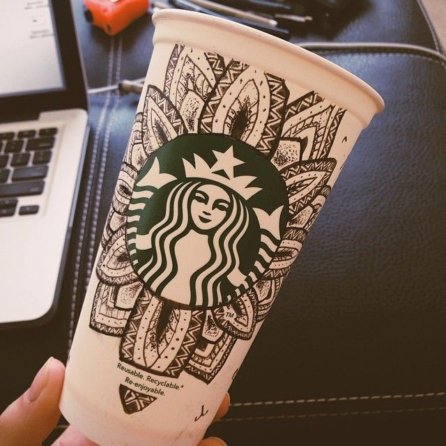 starbucks sur instagram