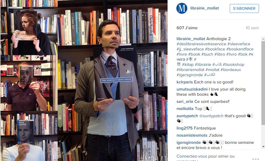 librairie mollat instagram