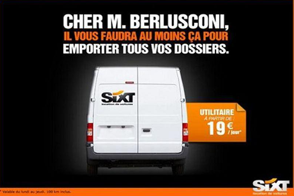 Sixt Berlusconi