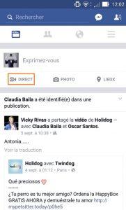 FB live ODW