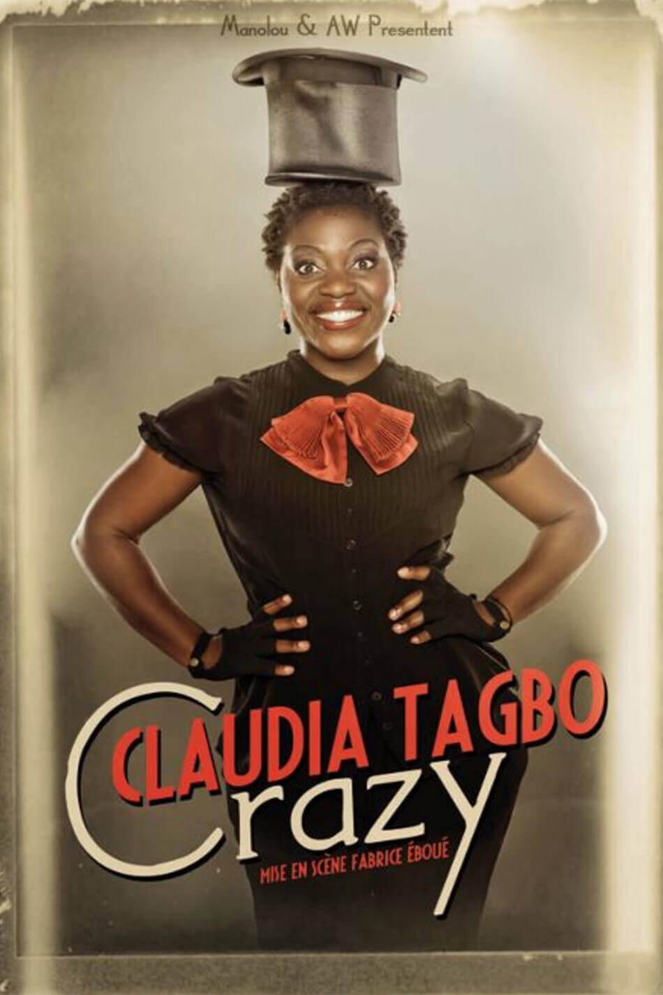 Claudia Tagbo crazy