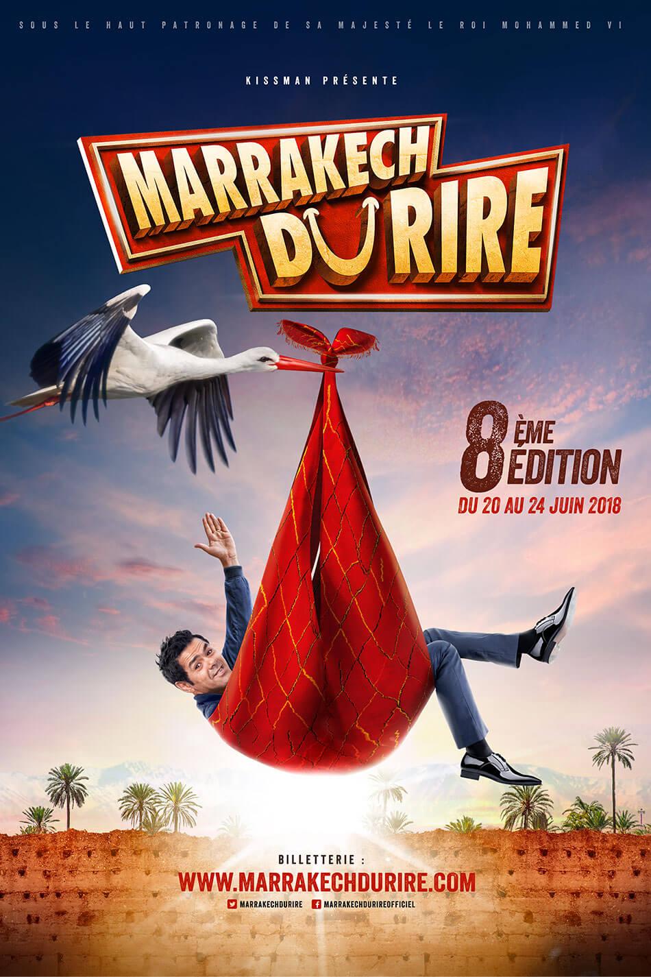 Marrakech du Rire 2018