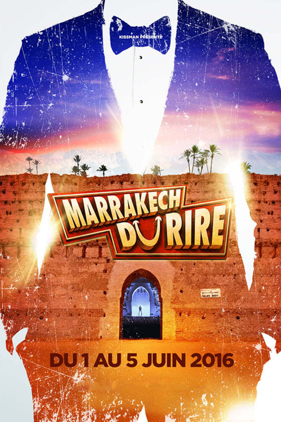 Marrakech du rire 2016