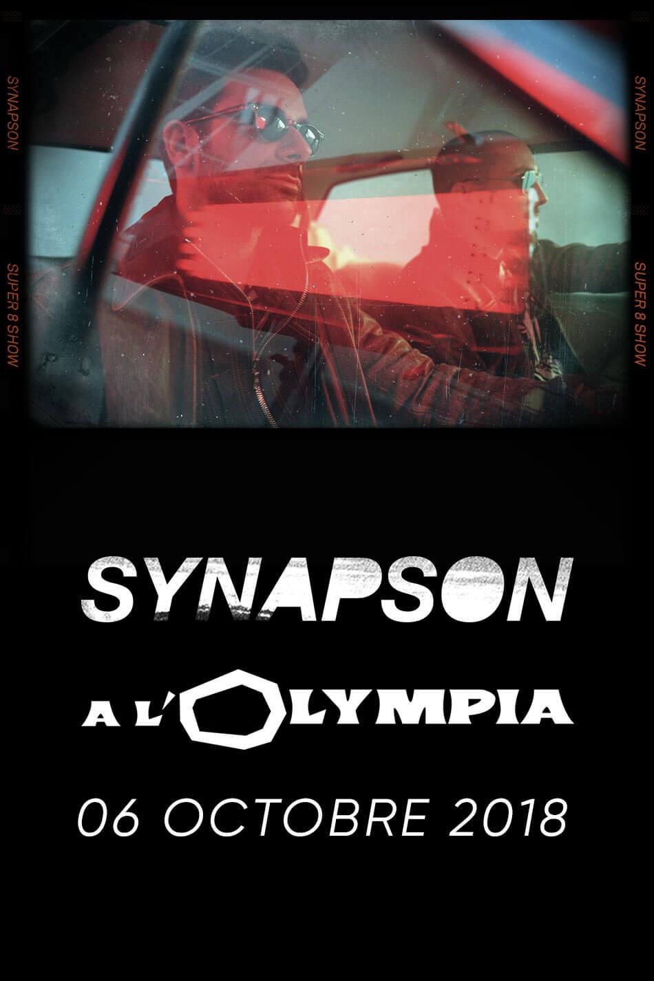 Album Synapson super 8