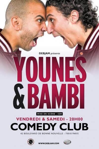 Younes et Bambi
