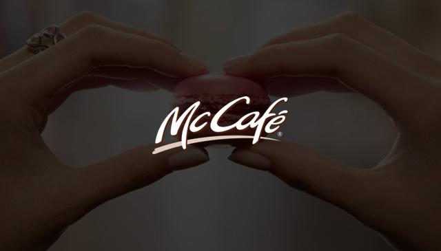 viral campaign McCafe